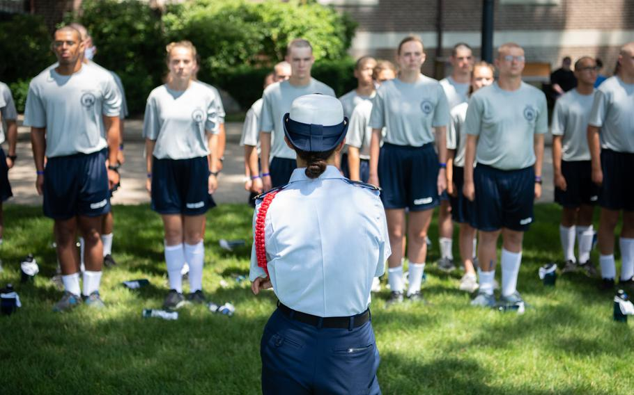 The U.S. Coast Guard Academy welcomed 291 cadets in the Class of 2025 for Day One on June 28, 2021. Day One marks the start of Swab Summer, an intensive seven-week program that prepares students for military and Academy life.