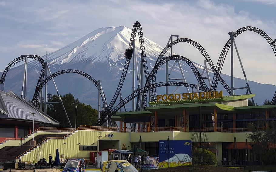 If you're looking for more than roller coasters, Fuji-Q Highland in Japan's Yamanashi prefecture has something for everyone.
