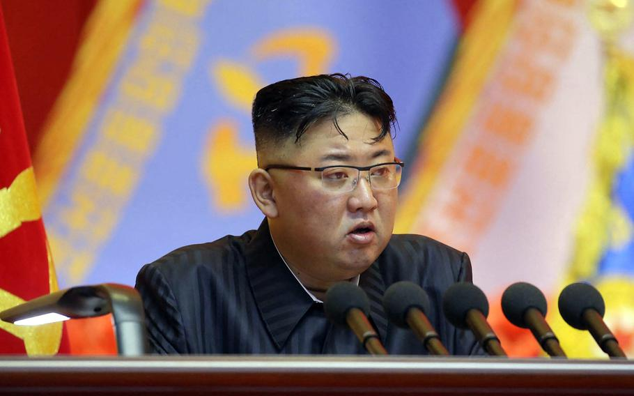 """The United Nations' International Atomic Energy Agency has found several clues, such as the """"discharge of cooling water,"""" indicating that North Korea's Yongbyon nuclear reactor may have been operating since early July 2021."""