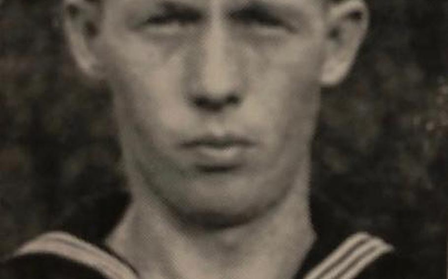 Navy Fireman 3rd Class Welborn Lee Ashby