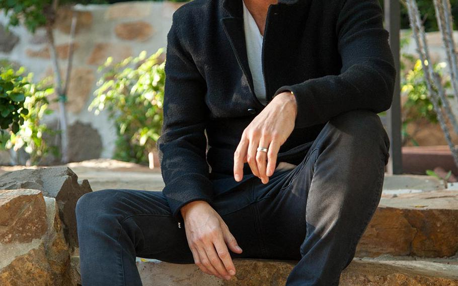 """Singer and songwriter Richard Marx has released a memoir full of stories from his long career. Marx, best known for the 1989 hit song """"Right Here Waiting,"""" has also had 14 No. 1 hits as a writer, penning songs for artists from Kenny Rogers to *NSYNC."""