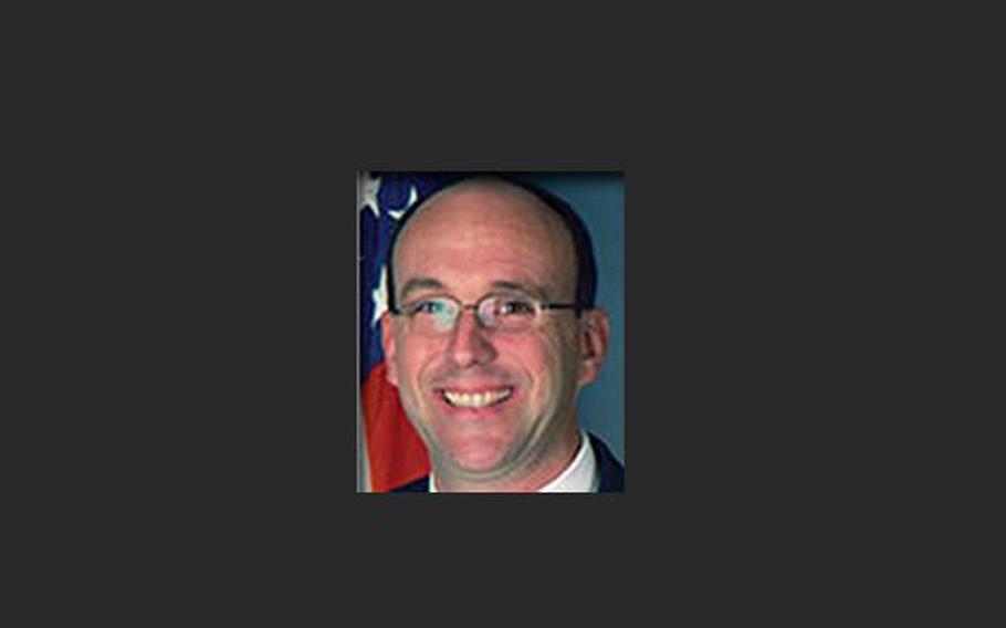 Former Patch Elementary School teacher Stefan Eberhard Zappey is shown in a photo from a 2007 DODEA release.