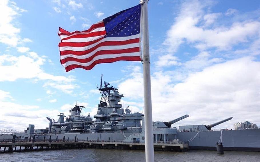 The Battleship New Jersey Museum in Camden, N.J.