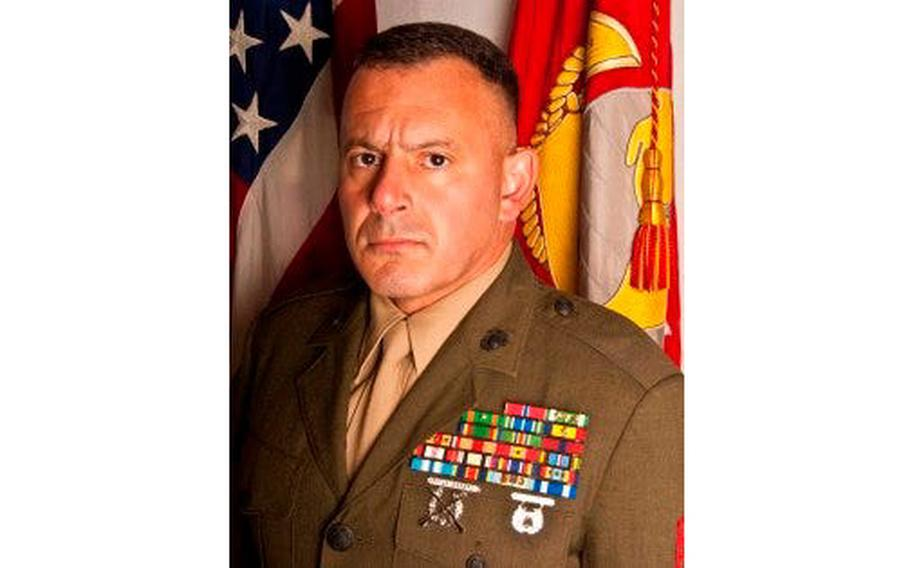 Retired Marine Sgt. Maj. Dan Altieri, whom the Lima Company Marines considered the heart and soul of the unit, died unexpectedly this week.