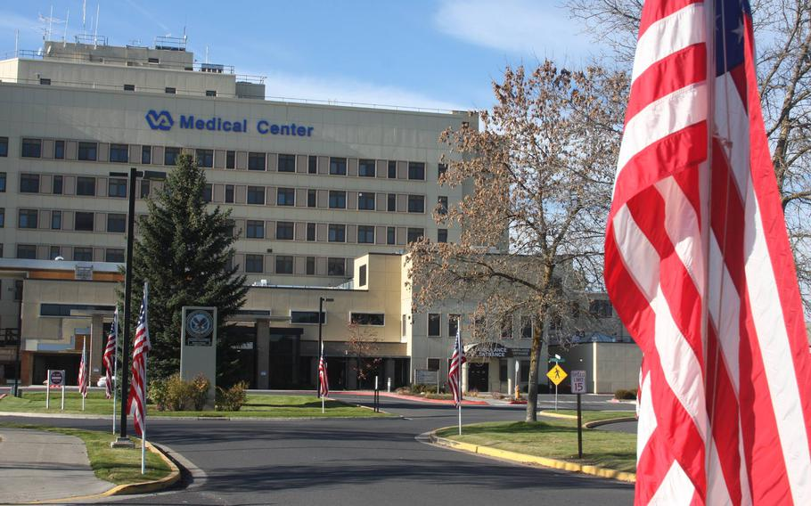 Mann-Grandstaff VA Medical Center in Spokane, Wash.