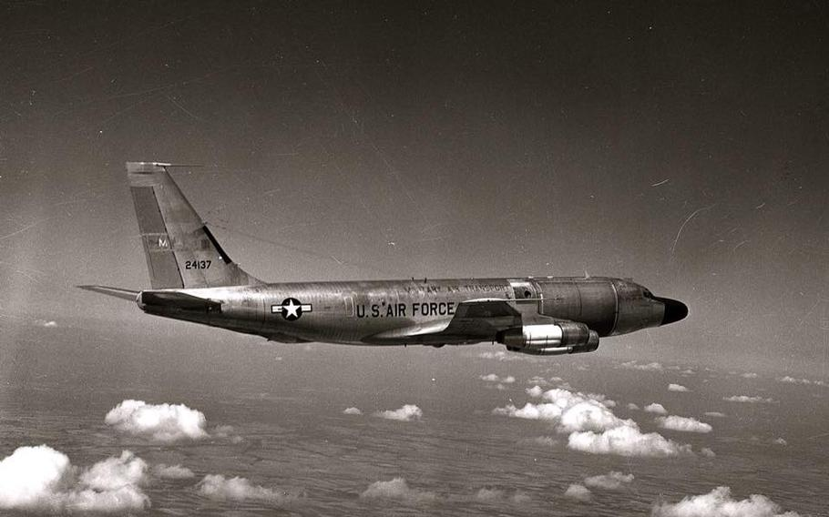 The Boeing C-135B that had been named the Lisa Ann (and also Rivet Amber) went missing while flying from Shemya Island, about 300 miles from Russia, to Eielson Air Force Base in Alaska on June 5, 1969.
