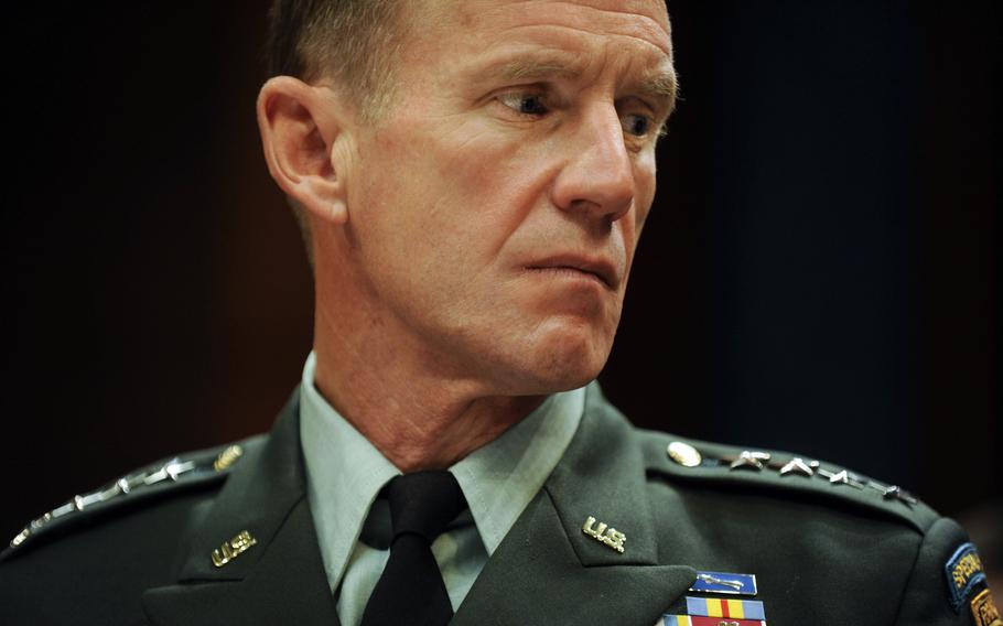 In the years since leaving the military, retired Gen. Stanley A. McChrystal has been a board member or adviser for at least 10 companies while running a boutique consulting firm and teaching at Yale University.