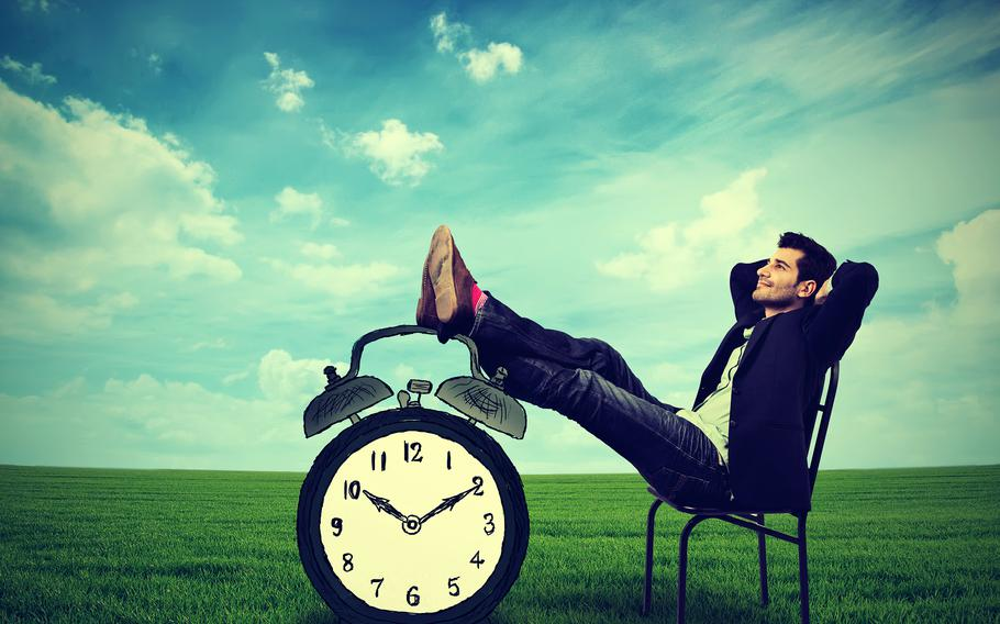It turns out an overabundance of free time is just as detrimental to our health as having no time to spare.