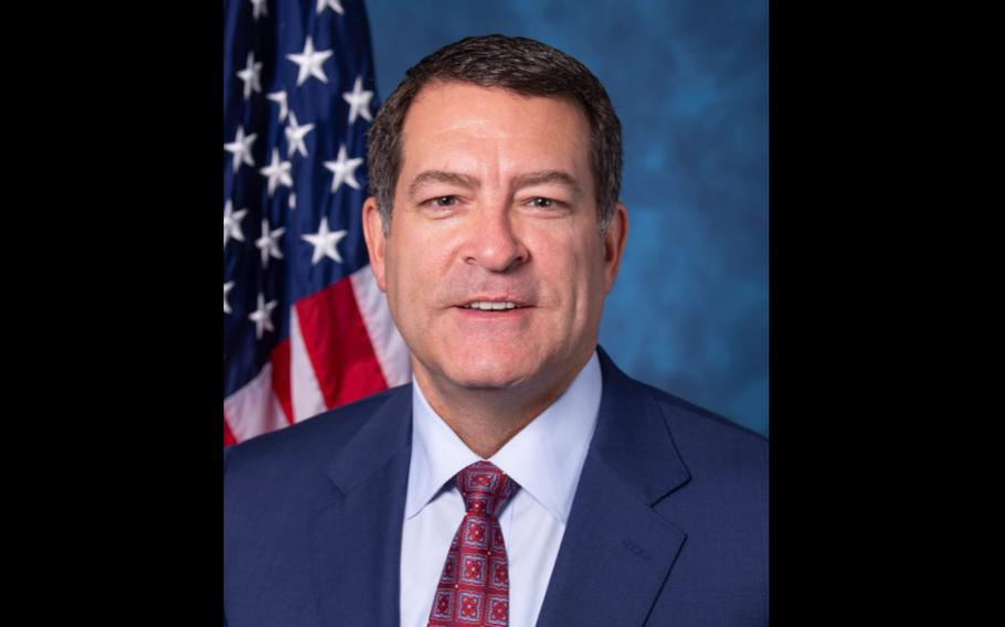 Rep. Mark Green, R-Tenn., introduced a resolution on Friday that would give an honorable discharge to troops who choose not to get the coronavirus vaccine and face administrative and disciplinary action against them.