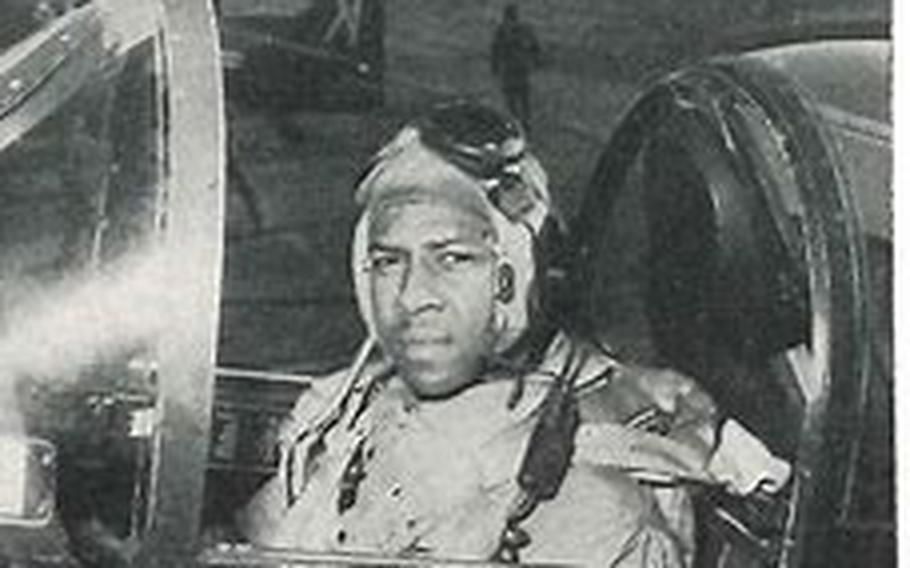 Navy Ensign Jesse L. Brown became the first Black Naval pilot and was awarded theDistinguished Flying Cross.