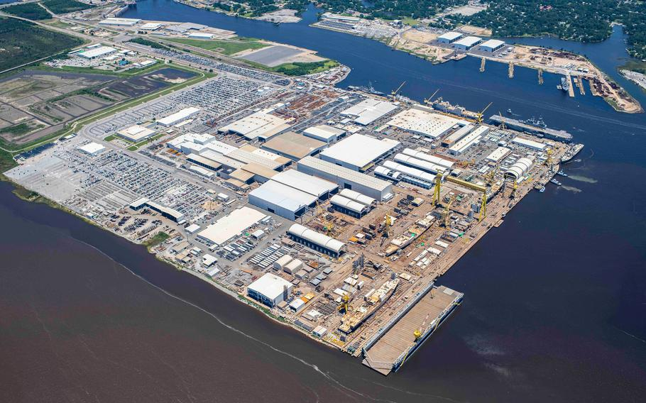 Ingalls Shipbuilding in Pascagoula, Mississippi, has been awarded a contract with a potential total value of $724 million for planning yard services in support of in-service amphibious ships.