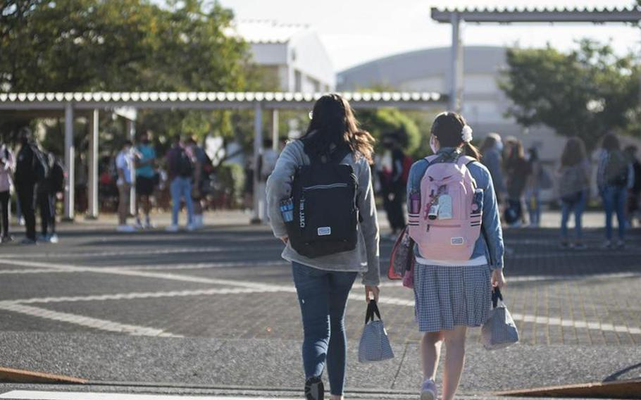 A new dress code may be coming soon to students at Defense Department schools worldwide.