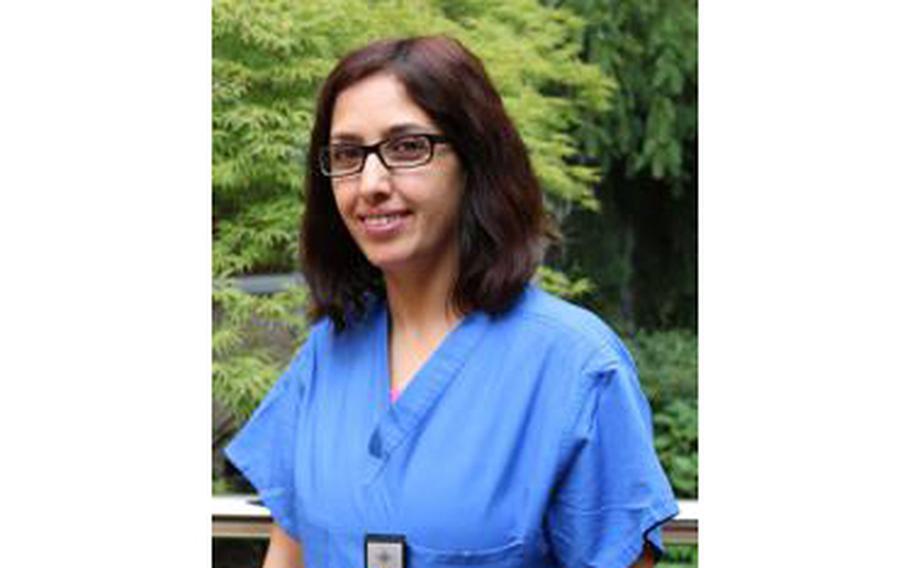 Dr. Gul Manalai, a pediatrician in Maryland,