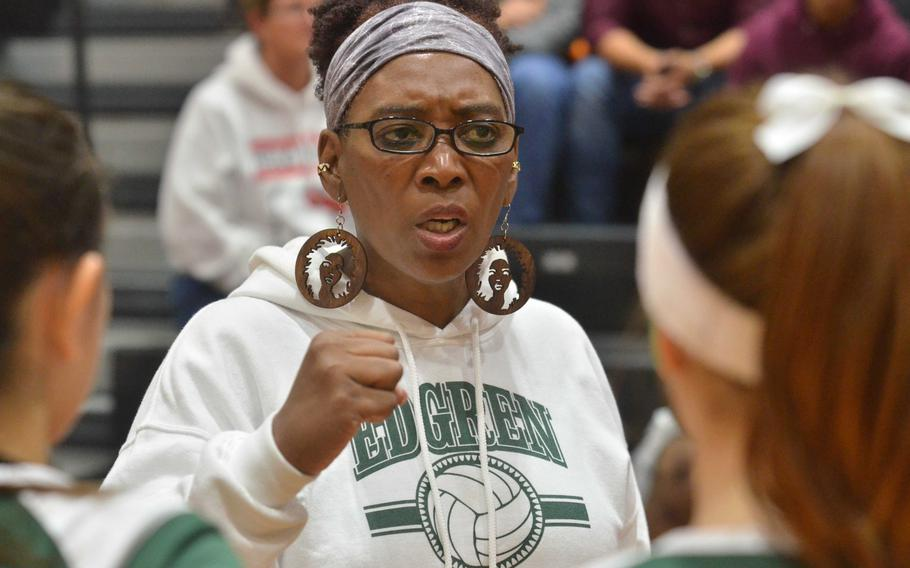 Sarah Richardson, who coached four sports over a 33-year span at Robert D. Edgren High School in northern Japan, has retired.