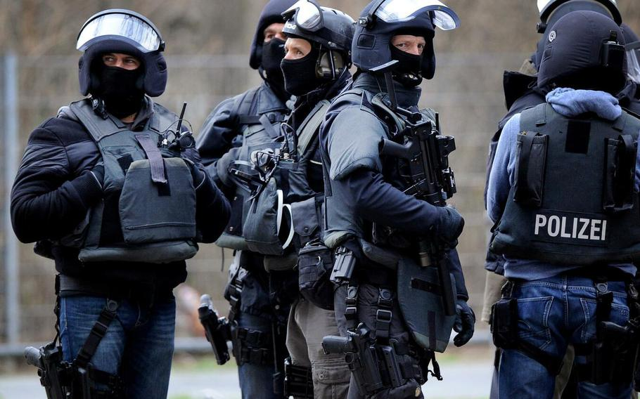 Authorities in Frankfurt, Germany, announced on Thursday, June 10, 2021, that a tactical police unit has been disbanded.