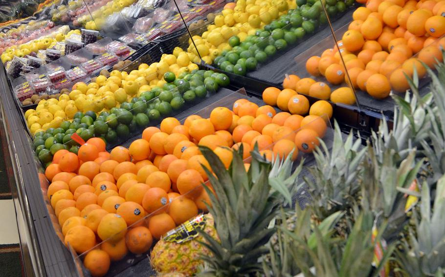 Coastal Pacific Food Distributors, based in Stockton, Calif., on July 18 assumed the contract to supply fresh fruits and vegetables to 14 U.S. commissaries in Japan.