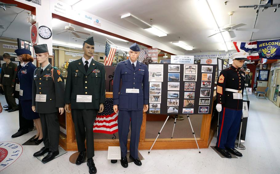 The Veterans Museum and Educational Center that was located on Beach Street, and then moved to the Disabled American Veterans building in Holly Hill, is coming back to Daytona Beach. The museum that has thousands of war artifacts, everything from a piece of a Japanese fighter plane found at Pearl Harbor to a brick from the Hanoi Hilton, will be located in the Cornelia Young Library building on the beachside.