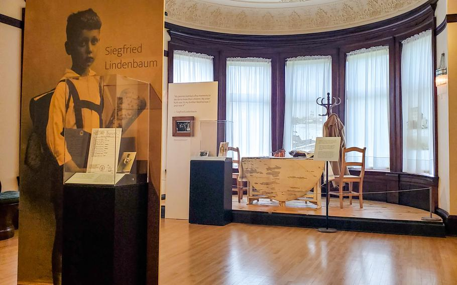 """""""The Story is Here,"""" as a complement to the """"Kindertransport – Rescuing Children on the Brink of War"""" exhibition at the American Swedish Institute in Minneapolis, features stories of local families who were personally affected by the Kindertransport."""