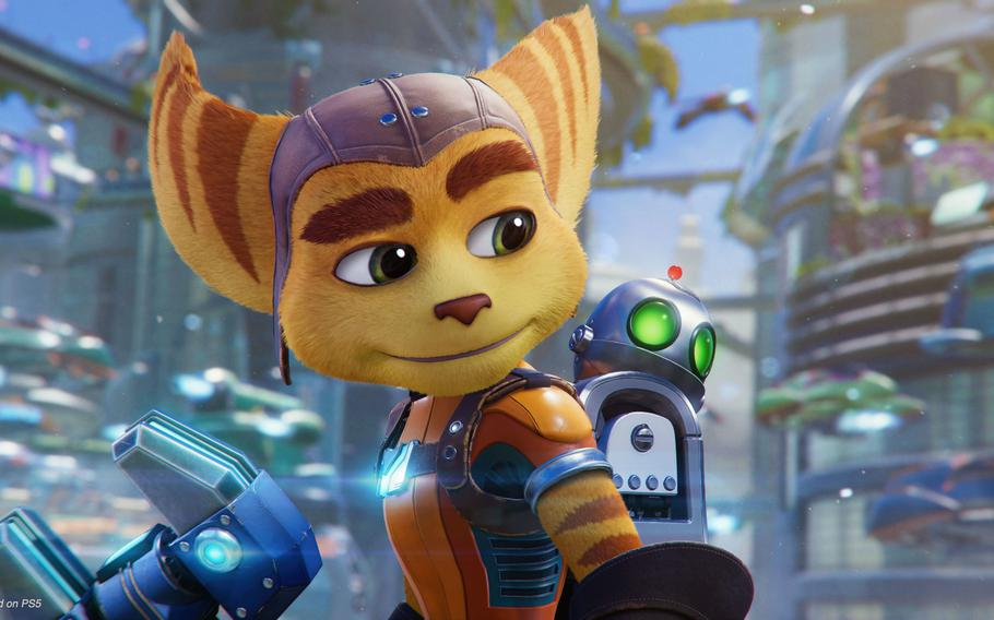 Ratchet and Clank: Rift Apart is a conventional, well-balanced adventure game that includes shooting, platforming and puzzle sections.