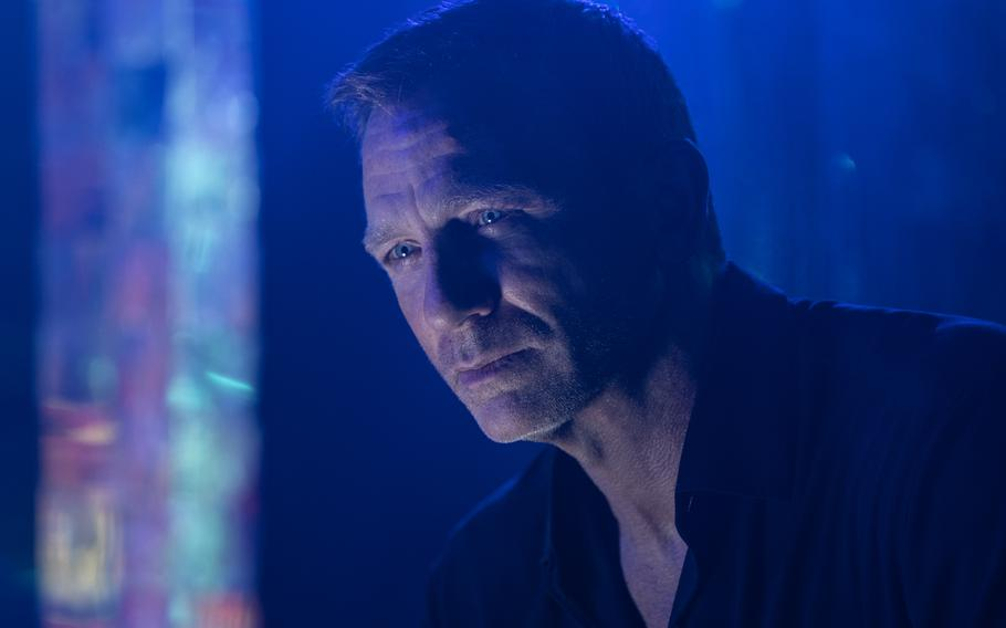 Daniel Craig turns out for his fifth, and last, run as James Bond in 'No Time to Die,' now in theaters.