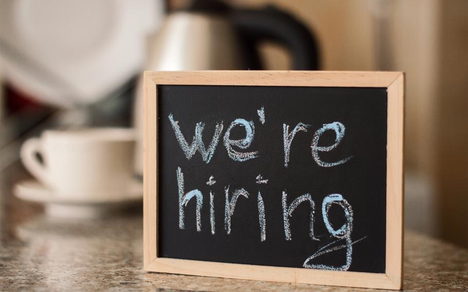 European hotels are restaurants who rely on seasonal workers are struggling to find enough staff to fill open positions just as the busy August tourism season gets underway.