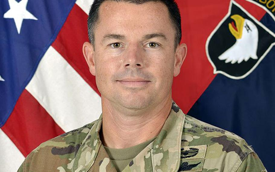 Col. Travis M. Habhab and other members of the 101st Combat Aviation Brigade leadership have been cleared after a monthslong investigation into incidents and allegations stemming from a rotation to Europe, the 18th Airborne Corps said this week.