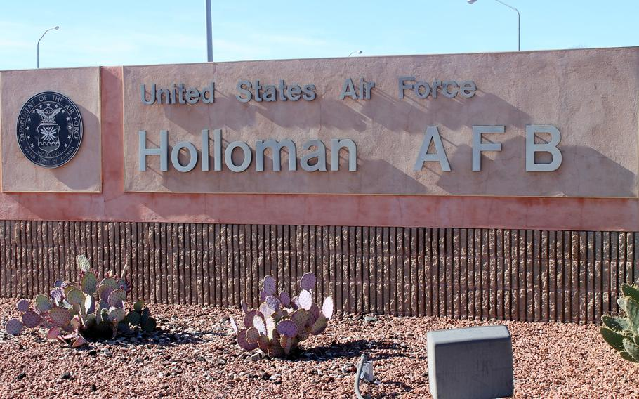 In New Mexico, state regulators have blamed lack of federal oversight for PFAS contaminating groundwater around the Cannon and Holloman Air Force bases.