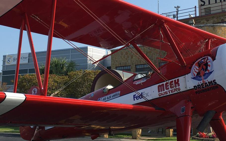 Nonprofit Dream Flights and its Operation September Freedom is offering free flights to veterans.