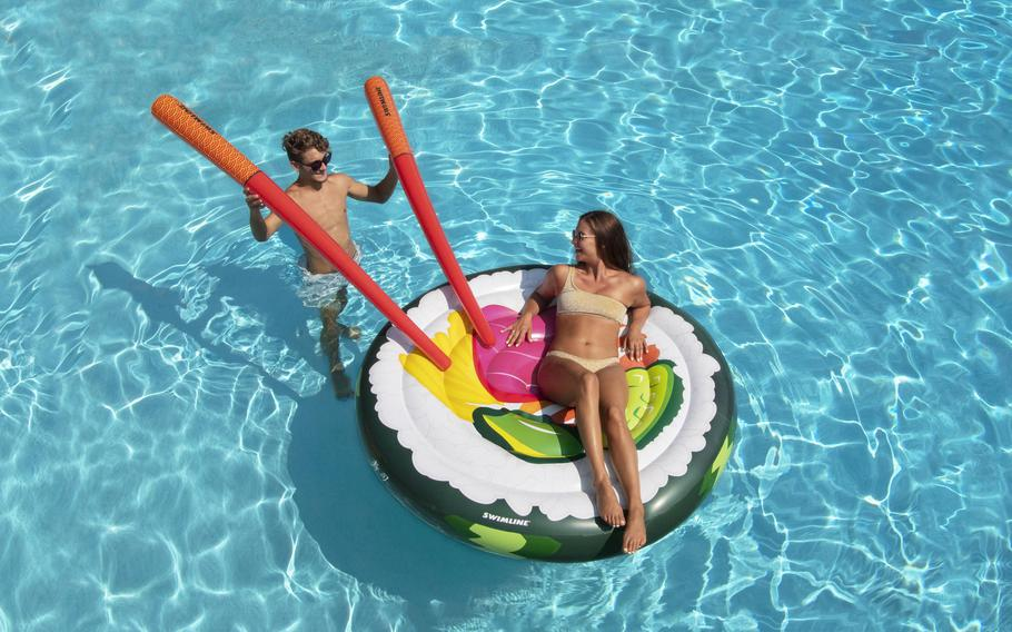 Consumers are looking for evermore niche-y float shapes, all the better to distinguish themselves poolside — or more importantly, on social media.