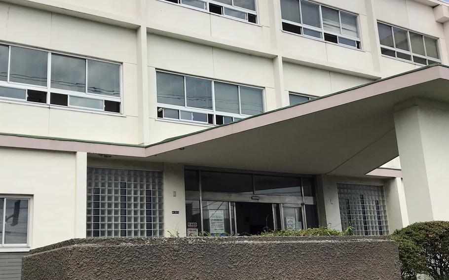 The Numazu branch of the Shizuoka District Court is seen on Monday, June 21, 2021.
