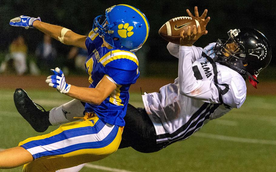 Yokota and Zama American are among the five football-playing schools in DODEA-Japan returning to the field after being sidelined in 2020 by the coronavirus pandemic.