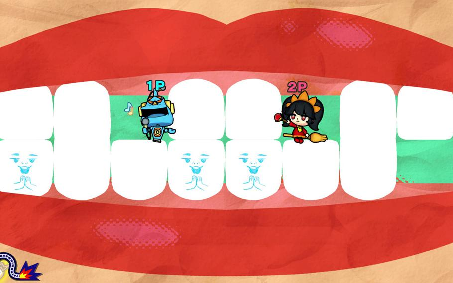 """The silly but fun party games of """"WarioWare: Get It Together!"""" take seconds to complete."""