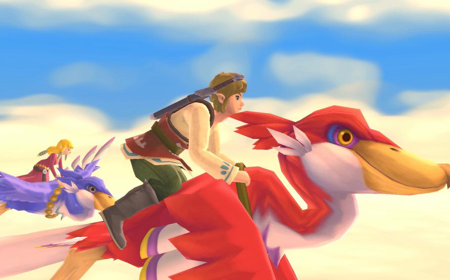 The Legend of Zelda: Skyward Sword HD, newly released for the Switch, addressed many of the problems present in the 2011 original.