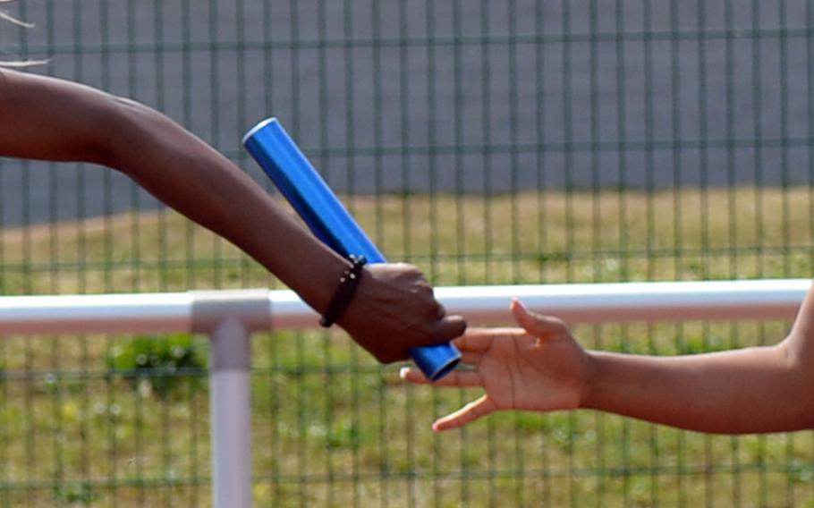 Hundreds of DODEA-Europe athletes competed last week in the 2021 Track and Field Championships on tracks in seven countries in Europe and the Middle East.