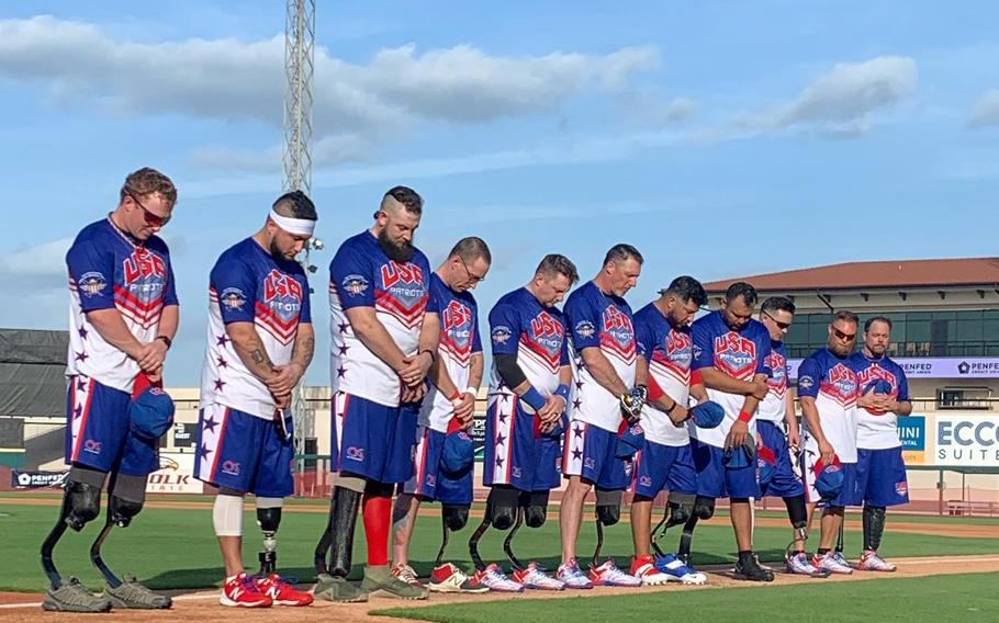 The USA Patriots Amputee Softball Team will compete in Alaska Pot of Gold tournament.