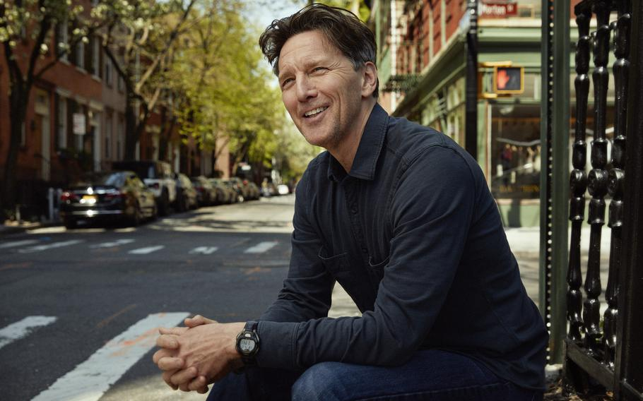 """Actor, director and author Andrew McCarthy, shown in New York City in April, has a memoir out called """"Brat: An '80s Story."""""""