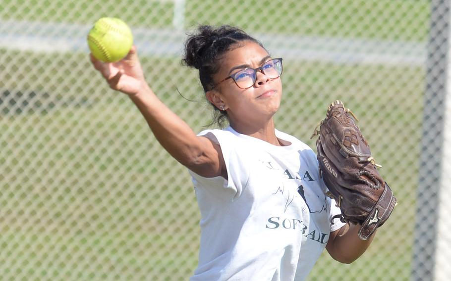 시니어 운동 선수 Makila Payne, Kobasaki 올해의 여자 선수.