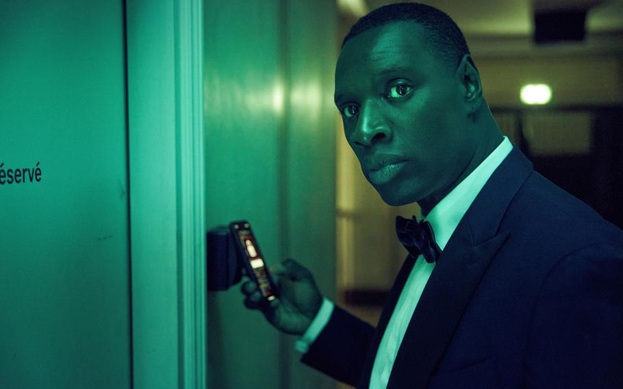 This drama starring Omar Sy is based on the classic French story of Arsène Lupin, a world-famous thief and master of disguise.