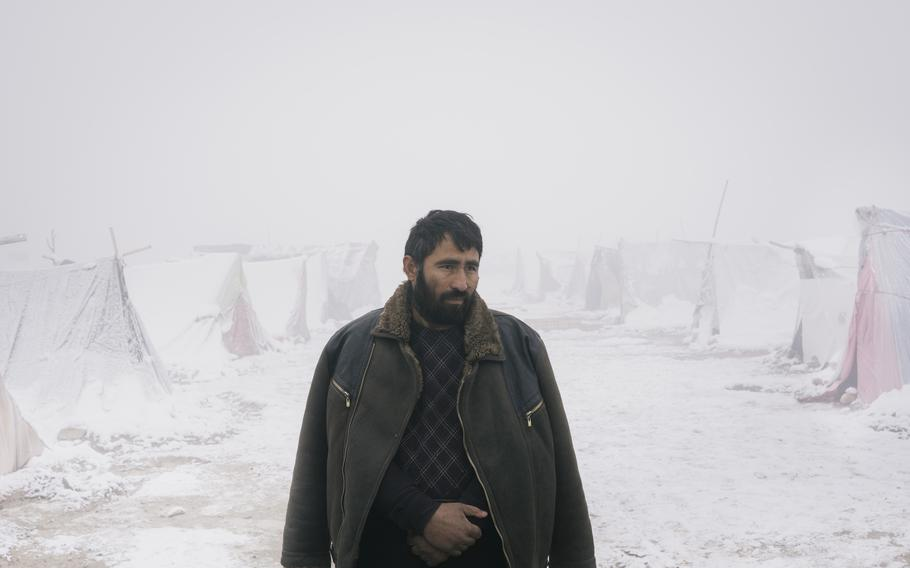 120p na               Muhammad, 39, was detained by the Taliban and punished with 109 lashes for his membership in a pro-government militia. MUST CREDIT: Photo by Lorenzo Tugnoli for The Washington Post.