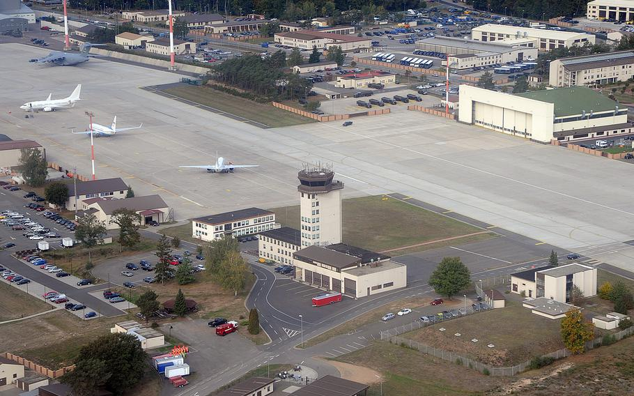 U.S. and NATO bases in Europe, such as Ramstein Air Base, could be vulnerable to low-yield nuclear attack in the event of conflict with Russia, a new report says.