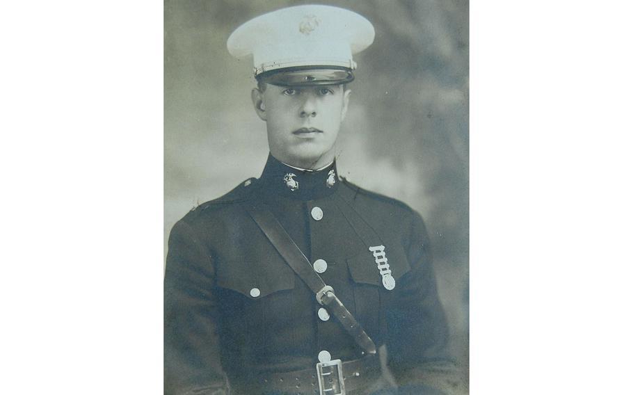 Capt. Edward Glenn Walker Jr.