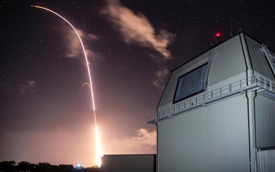 The Aegis Ashore Missile Defense Test Complex in Hawaii.