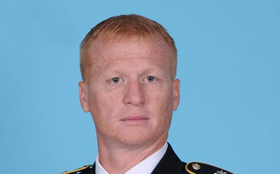 Sgt. 1st Class Jeremiah Johnson