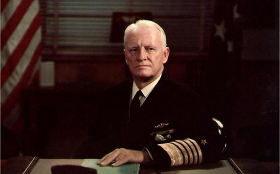 Adm. Chester Nimitz was one of the most celebrated officers in Navy history.