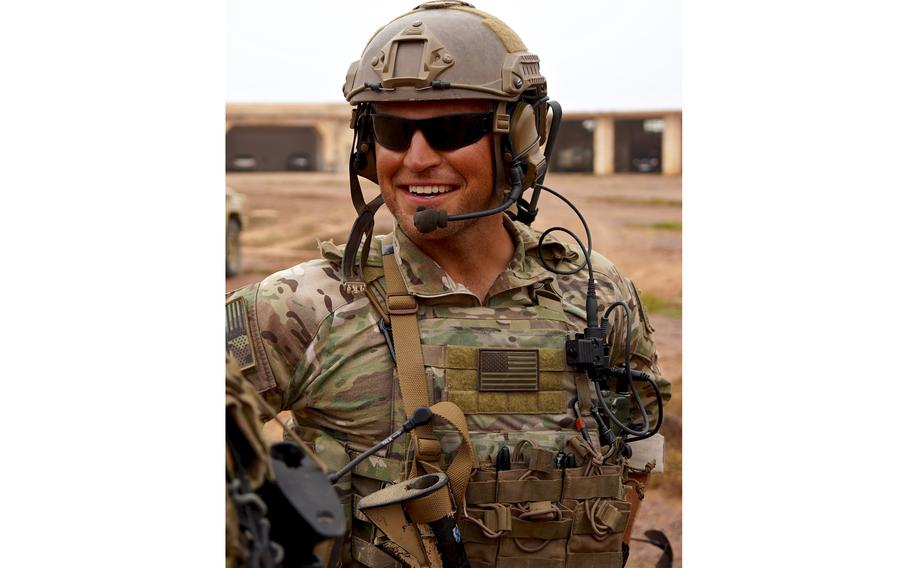 Staff Sgt. Paul Lincoln Olmstead, 29, was an engineer with the 19thSpecial Forces Group Airborne at Camp William, Utah. He was participating in the 5thSpecial Forces Group Airborne's maritime assessment course at Fort Campbell, Ky., when he died Tuesday.
