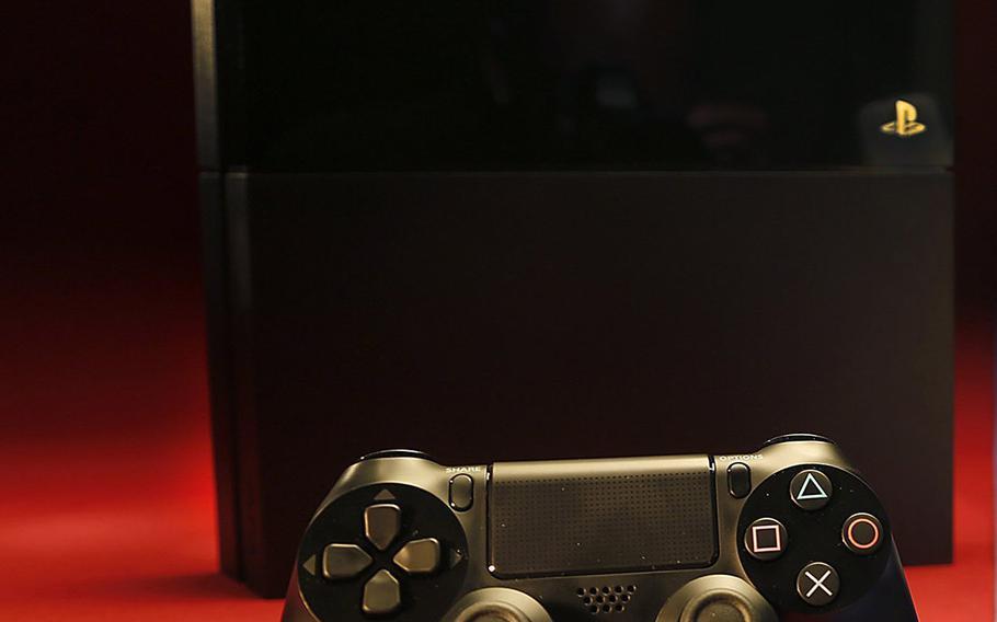 Sony's Playstation 4