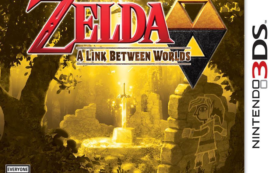 """""""The Legend of Zelda: A Link Between Worlds"""""""