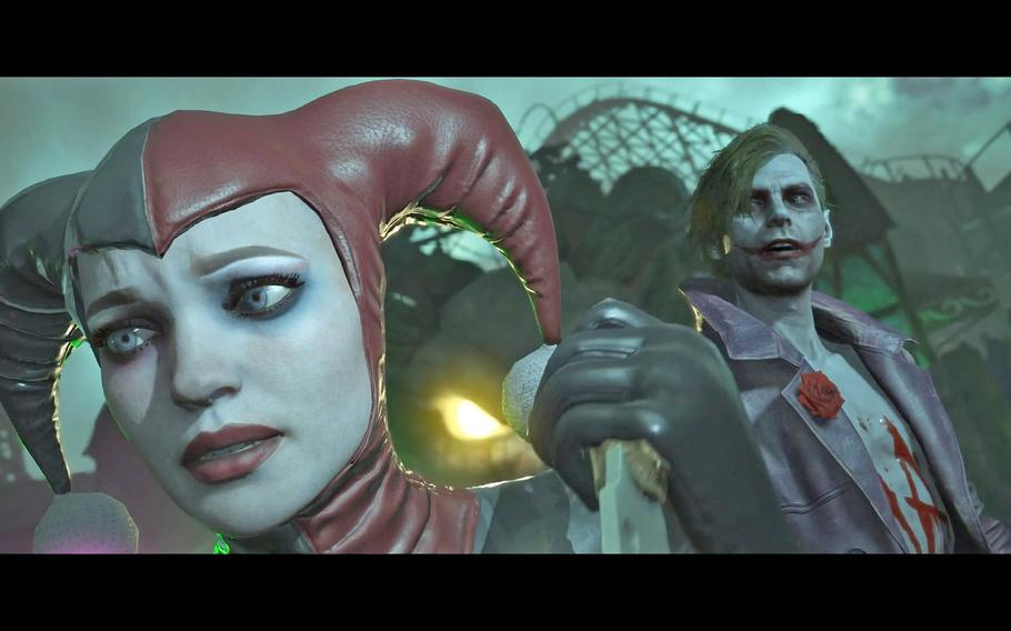 """The story mode in """"Injustice 2"""" is packed with cameos and other bits of fanservice that is sure to keep comic fans happy."""