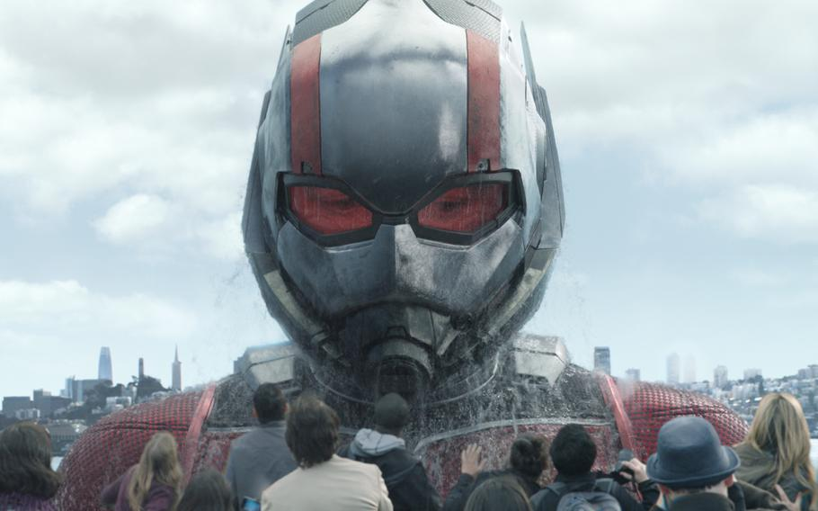 """Marvel Studios' """"Ant-Man and the Wasp."""""""