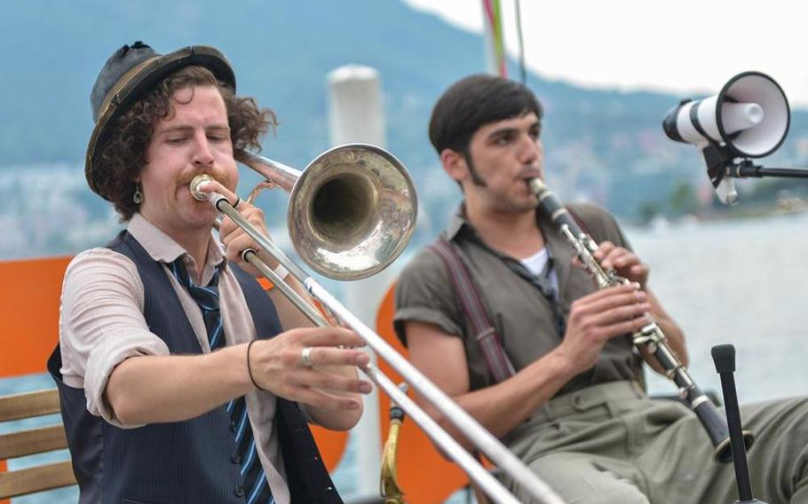 Dozens of buskers, as well as many musicians and DJs, descend on Lugano, Switzerland for the Lugano Buskers Festival, running through July 22. Admission is free.